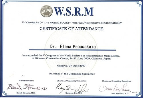 WRSM 2009